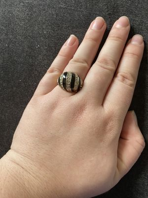 Gold plated ring for Sale in Sterling Heights, MI