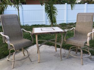 New Outdoor Patio Furniture Dining Table & Chair Set for Sale in Pompano Beach, FL
