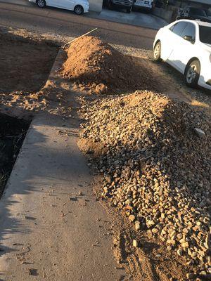 Free dirt & rocks for Sale in Phoenix, AZ