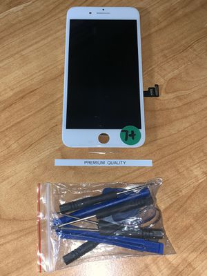 New iPhone 7 Plus LCD Screen White for Sale in Los Angeles, CA
