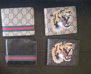 Gucci Men's Wallet's for Sale in Aberdeen, MD