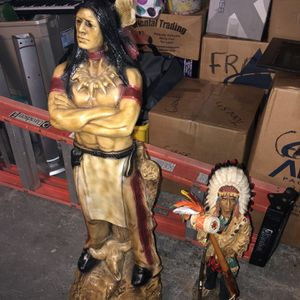 Indian statues for Sale in Winter Haven, FL