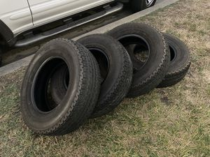 15 inch trailer tires for Sale in Long Beach, CA