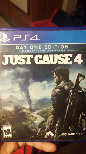 Just Cause 4 for Sale in Aberdeen, MS