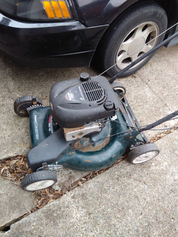 "22"" 22in Turf Master Self Propelled Push Mower"
