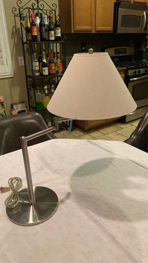Modern table lamp for Sale in Moreno Valley, CA