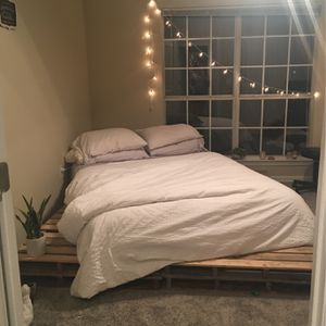 Pallet Bed Frame for Sale in Atlanta, GA