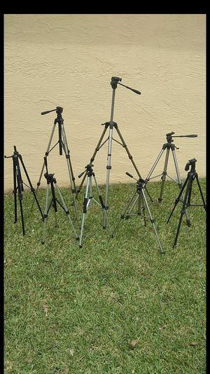 Video or Camera Tripods for Sale in Loxahatchee, FL