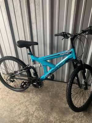 """Mountain Bike 🚵♂️ Sport Blue 24"""" for Sale in Plainville, CT"""