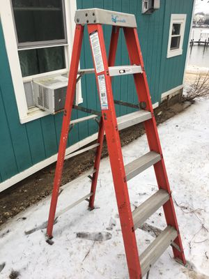 Louisville 6foot ladder for Sale in Lake Shore, MD