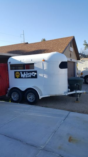 Trailer camper motorcycle hauler for Sale in Phoenix, AZ