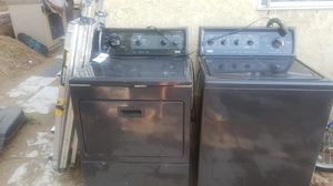 Washer and gas dryer for Sale in Vista, CA