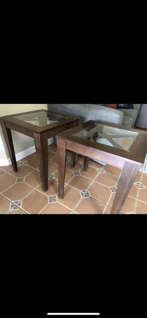 End tables for Sale in Selma, CA
