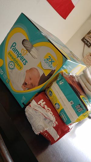 Pampers for Sale in Stanton, CA