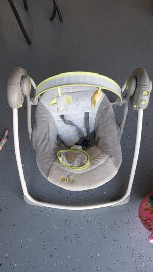 Baby swing for Sale in Ceres, CA