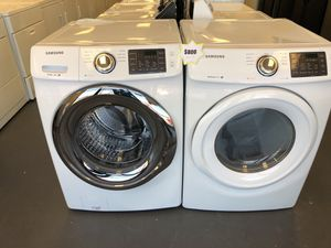 Samsung washer and dryer for Sale in Las Vegas, NV