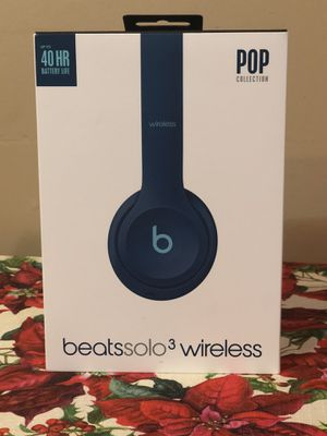 Beats solo3 Wireless for Sale in Trenton, NJ