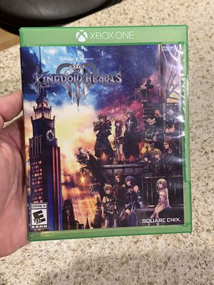 Kingdom Hearts 3 Xbox One for Sale in New York, NY