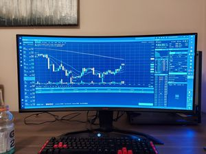 """35"""" Curved Gaming Monitor for Sale in Hillsboro, OR"""