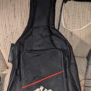 Oscar Schmidt Washburn Guitar With Behringer GM108 Amp for Sale in Hot Springs, AR