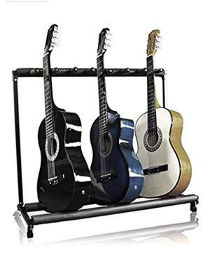 Seven guitar stand holder brand new for Sale in Parma, OH