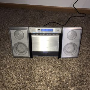 Panasonic SA-EN17 Bookshelf MP3/CD/AM/FM Stereo System Tested & Working for Sale in Galloway, OH