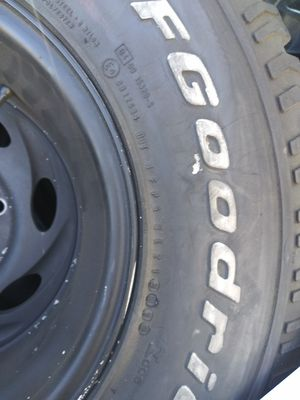 33 inch 5 lug mickey thompson for Sale in Pismo Beach, CA
