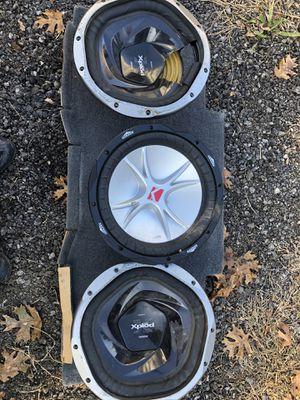 subs/amp for Sale in Murfreesboro, TN