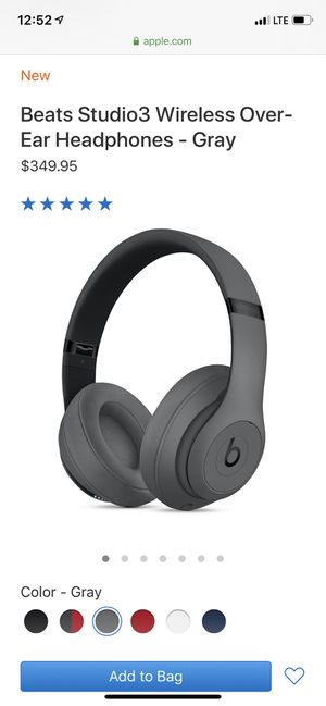 Brand new sealed in box Beats Studio 3 for sale for Sale in Hollywood, FL