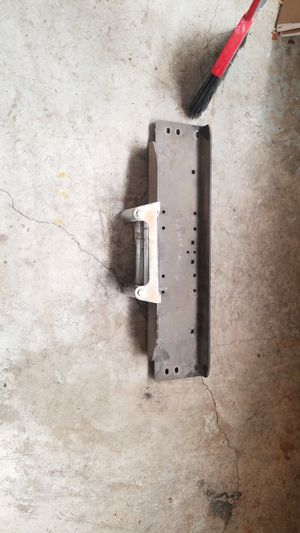 Winch plate for Sale in Glenwood, OR