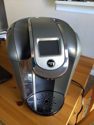 Keurig 2.0 with K Cup turntable for Sale in Lake Worth, FL