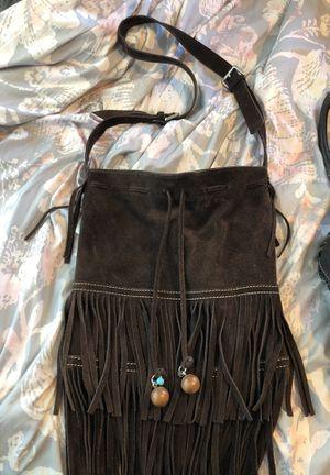 Hobo fringe suede true religion bag for Sale in Paramount, CA