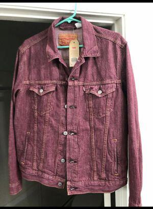 New Levi's Men's Denim Trucker Jacket for Sale in San Francisco, CA