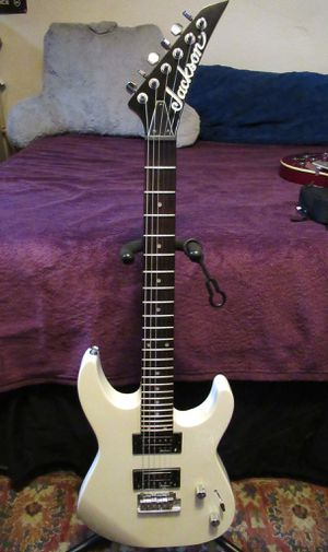 Jackson JS-12 Dinky Solid Body Electric Guitar for Sale in Imperial Beach, CA