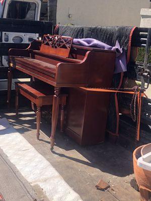 Beautiful Antique Piano for Sale in Escondido, CA