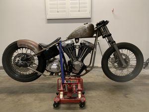 Custom Harley (bobber/cafe racer hybrid) for Sale in Hawthorne, CA
