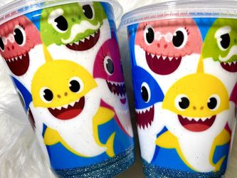 Baby Shark Cold Cup for Sale in Bakersfield,  CA