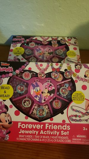 Bead jewlery activity set for Sale in Turlock, CA