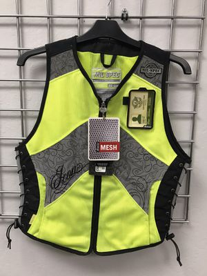Women's small motorcycle safety vest for Sale in Sunnyvale, CA
