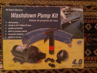 West marine ashdown pump kit for Sale in Bellmead,  TX