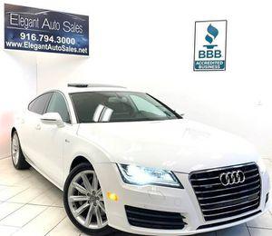 2012 Audi A7 for Sale in Rancho Cordova, CA
