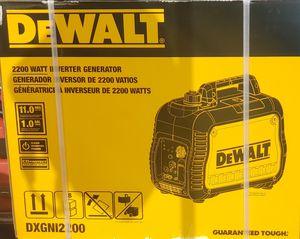 Dewalt generator for Sale in Hacienda Heights, CA