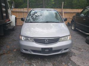 2001 Honda Odyssey (FOR PARTS) for Sale in Morningside, MD