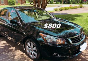 $8OO URGENT For sale 2OO9 Honda Accord EX-L V6 Sport Runs and drives great! Clean title!! for Sale in Billings, MT