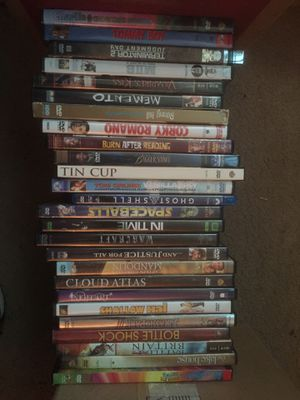 110 assorted DVDs in excellent condition. for Sale in Richmond, VA