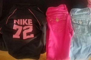 Lots of Girls Clothing! Brand names - Nike, Ralph Lauren, Michael Kors and more! for Sale in Conyers, GA