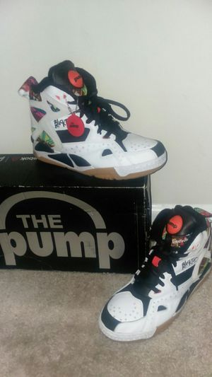 Reebok pumps (white men can't jump edition) for Sale in Glen Burnie, MD