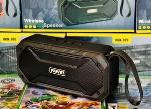 Mini Portable Wireless Speaker BLK RGK-209 for Sale in Los Angeles, CA
