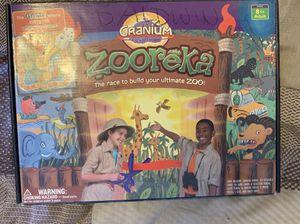 Zooreka board game for Sale in Mt. Juliet, TN