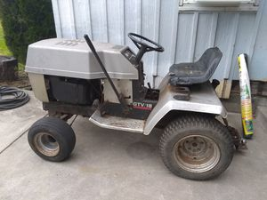 Craftsman riding mower for Sale in Bremerton, WA